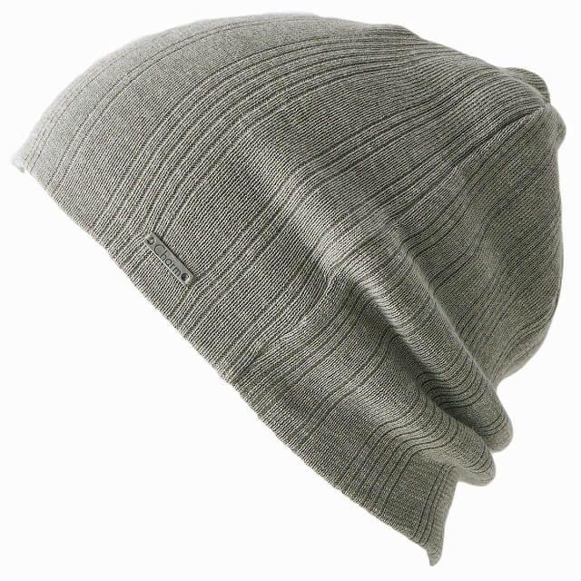 レッドのCOOLMAX リブワッチ | ユニセックス 日本製 ニット帽 スポーツ