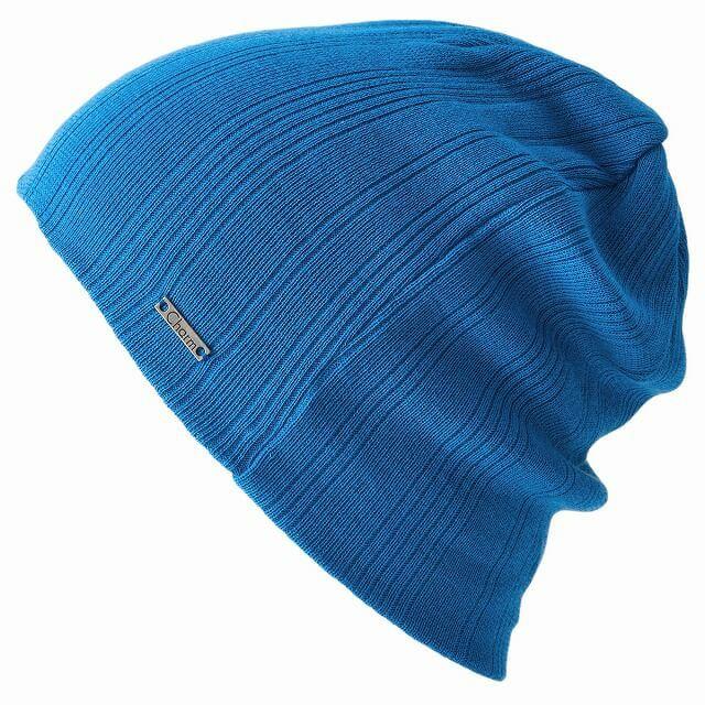 ピンクのCOOLMAX リブワッチ | ユニセックス 日本製 ニット帽 スポーツ