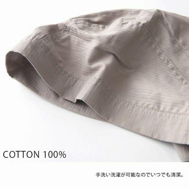 バンダナキャップとは紐でむすんで仕上げる帽子型のバンダナです。