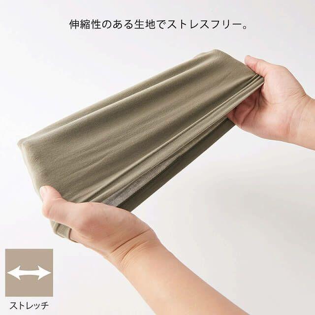 1点1点丁寧に縫製された日本製ワッチ。
