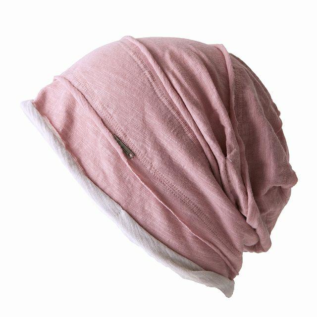 ピンクのSYU ガーゼ ライン ビック ワッチ