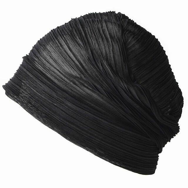 ブラックのMUIKU シャーリング デザインワッチ