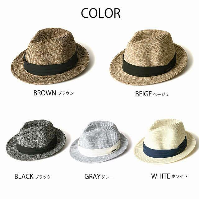 全5色展開。UVカット ハット。つば広ハット、レディース、麦わら帽子。
