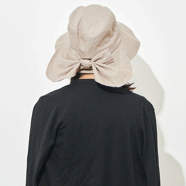ネックカバー UVカット ハット | 帽子 つば広ハット おしゃれ 自転車 あご紐付き かわいい 日除け帽子