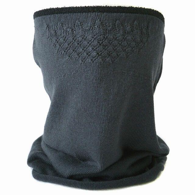 ブラックのつや肌 シルク フェイスマスク