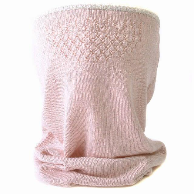 ピンクのつや肌 シルク フェイスマスク